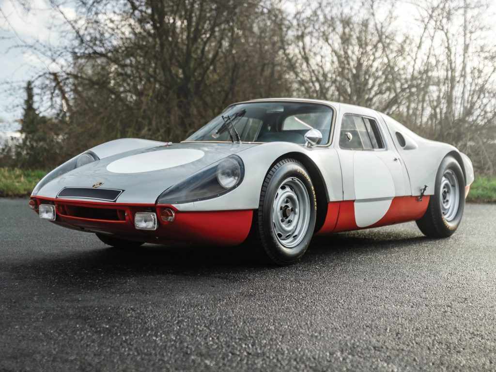 Porsche 904 GTS - The Petitjean Collection - Immagine RM Sotheby's