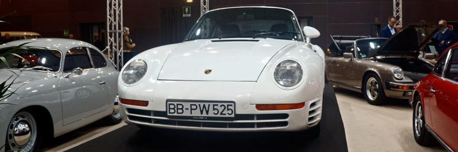 """Porsche 959 e il """"finto"""" cambio a 6 marce"""
