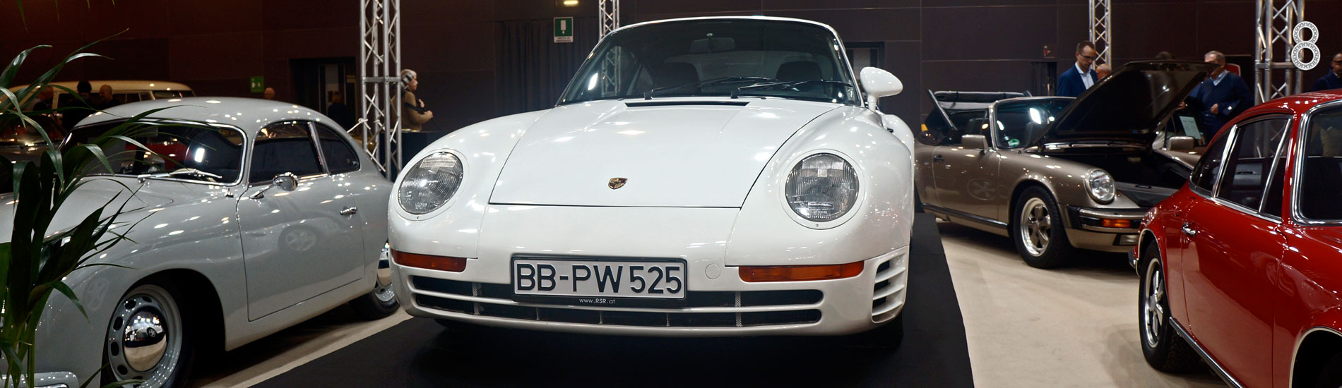 Porsche 959 - Cover (c) Ciclootto.it