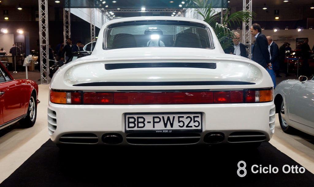 Porsche 959 - Auto e Moto d'Epoca Padova 2019 (c) Ciclo Otto