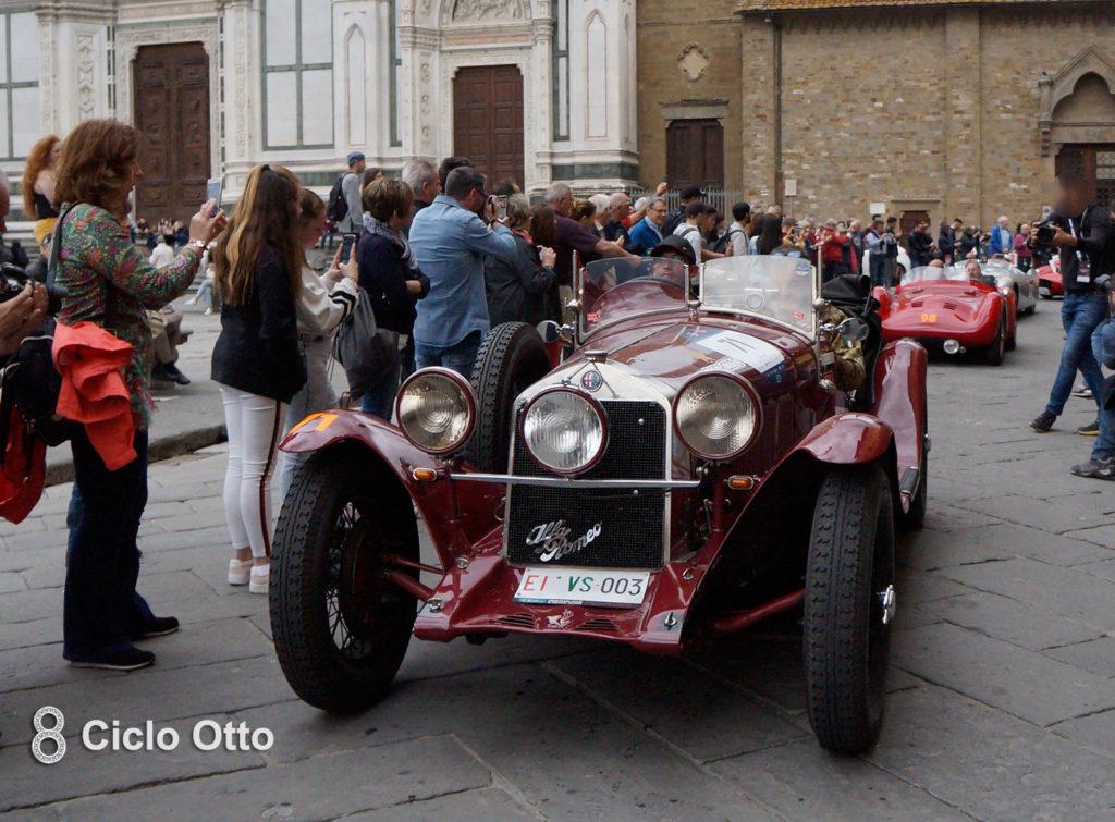 Alfa Romeo 6C 1750 GS Zagato - 1929 - Mille Miglia 2019