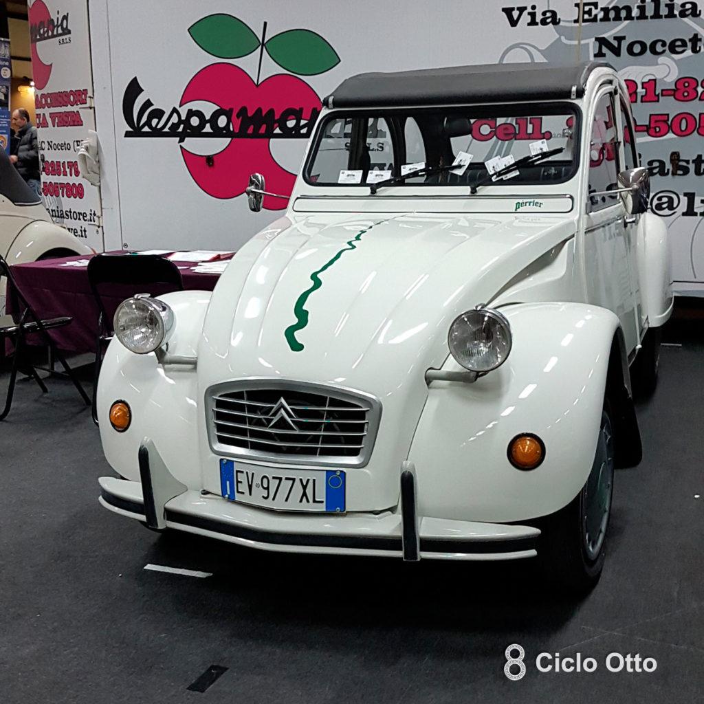 Citroën 2CV Perrier