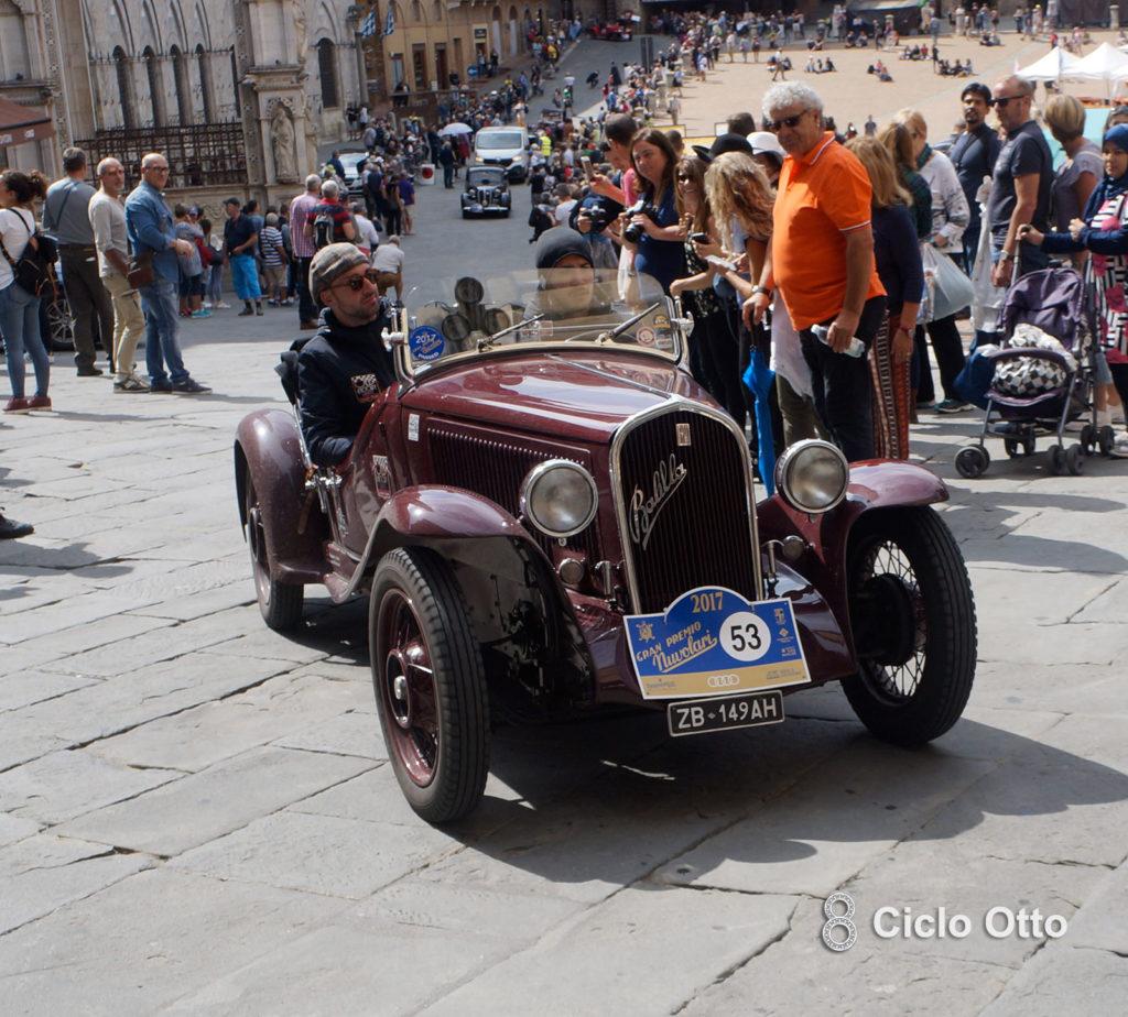 """Fiat 508S Sport Spider """"Coppa d'Oro"""""""