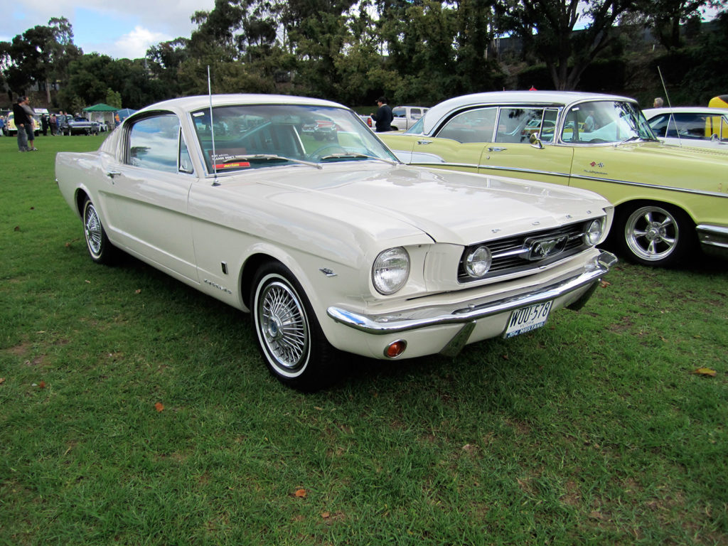 Ford Mustang GT Fastback_1966 - Immagine Sicnag/Wikipedia