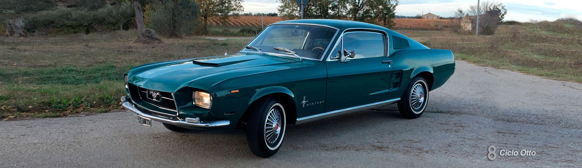 Ford Mustang Zagato - Immagine di Fabio Di Pasquale