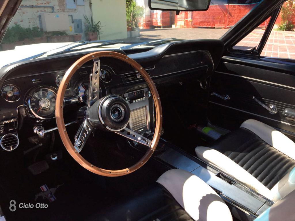 Ford Mustang Zagato - Interni - Immagine di Fabio Di Pasquale