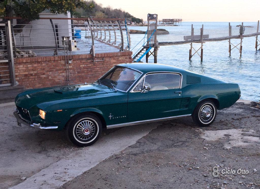 """Ford Mustang Zagato - La """"Bullit"""" Italiana - Immagine di Fabio Di Pasquale"""