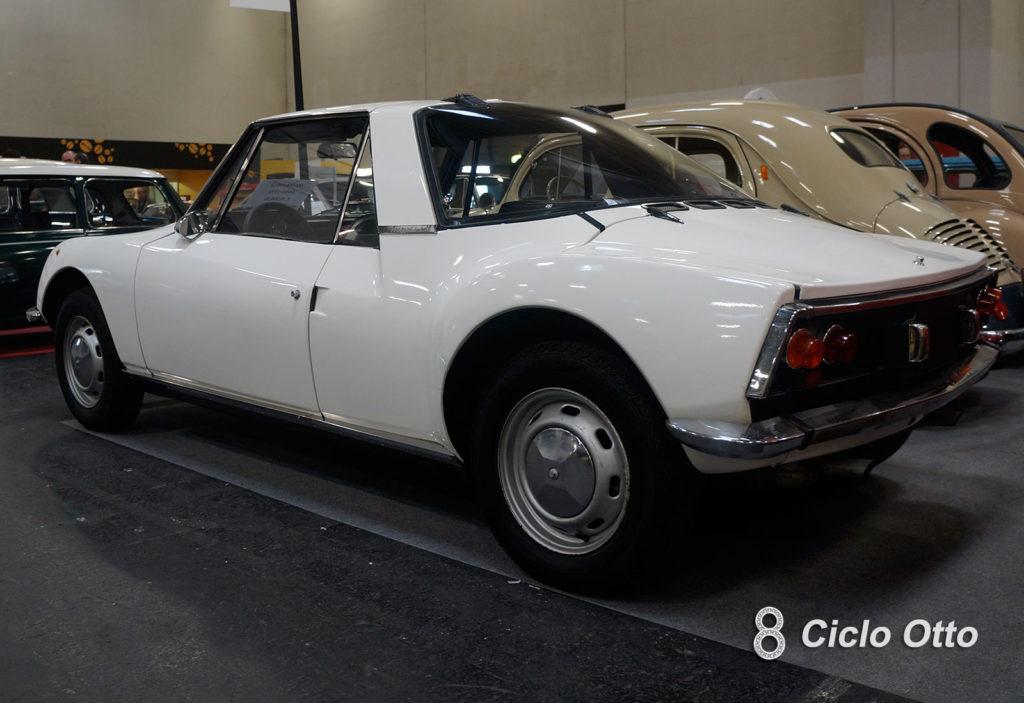 Matra 530 LX - 1972 - Automotoretrò Torino 2018