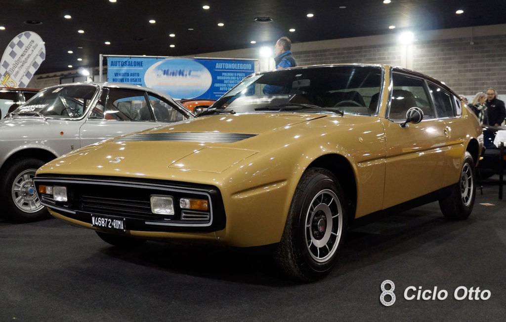 Matra-Simca Bagheera S - Serie I - 1976 - Arezzo Classic Motors 2020 (c) Ciclootto