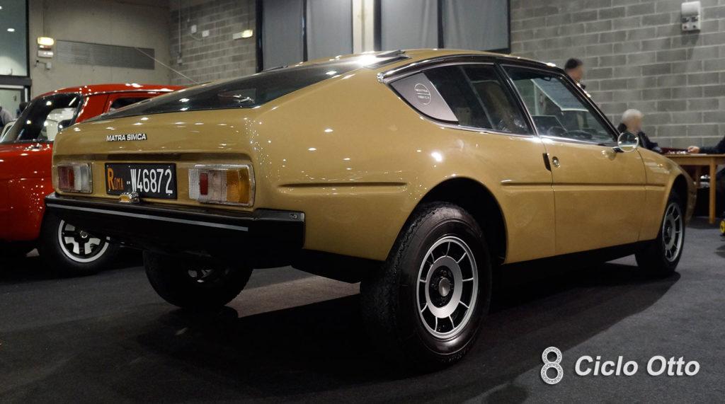 Matra-Simca - Bagheera s - I series (1976) - Arezzo Classic Motors 2020 (c) Ciclootto