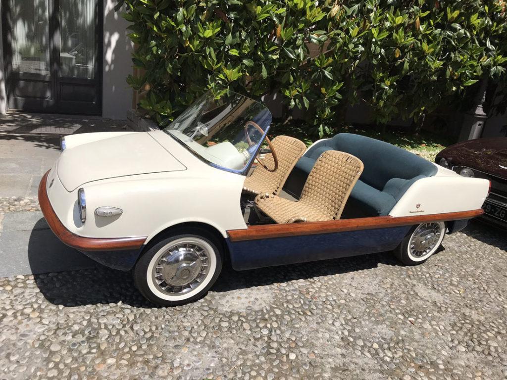 Spiaggina: Fiat 500 Spiaggia Boano - Immagine Luxury-cars