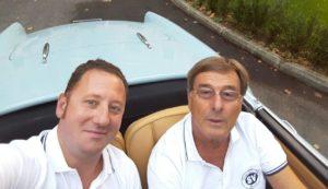 Fabio Di Pasquale e Adalberto Beribé - Lancia Aurelia B24