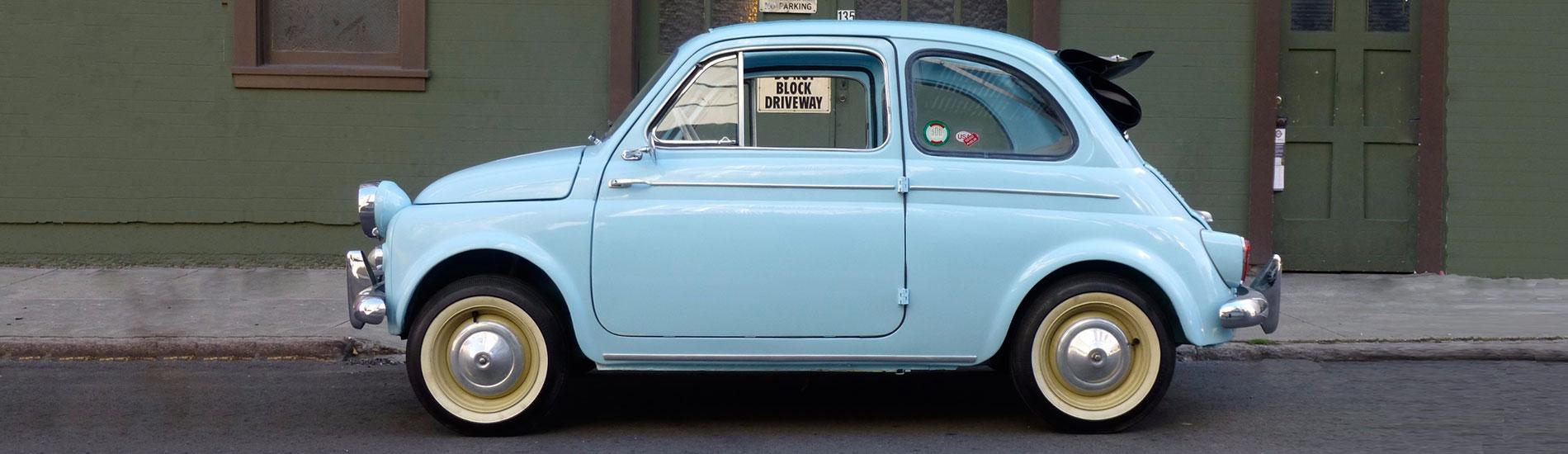 Fiat 500 America - Immagine da BringaTrailer.com