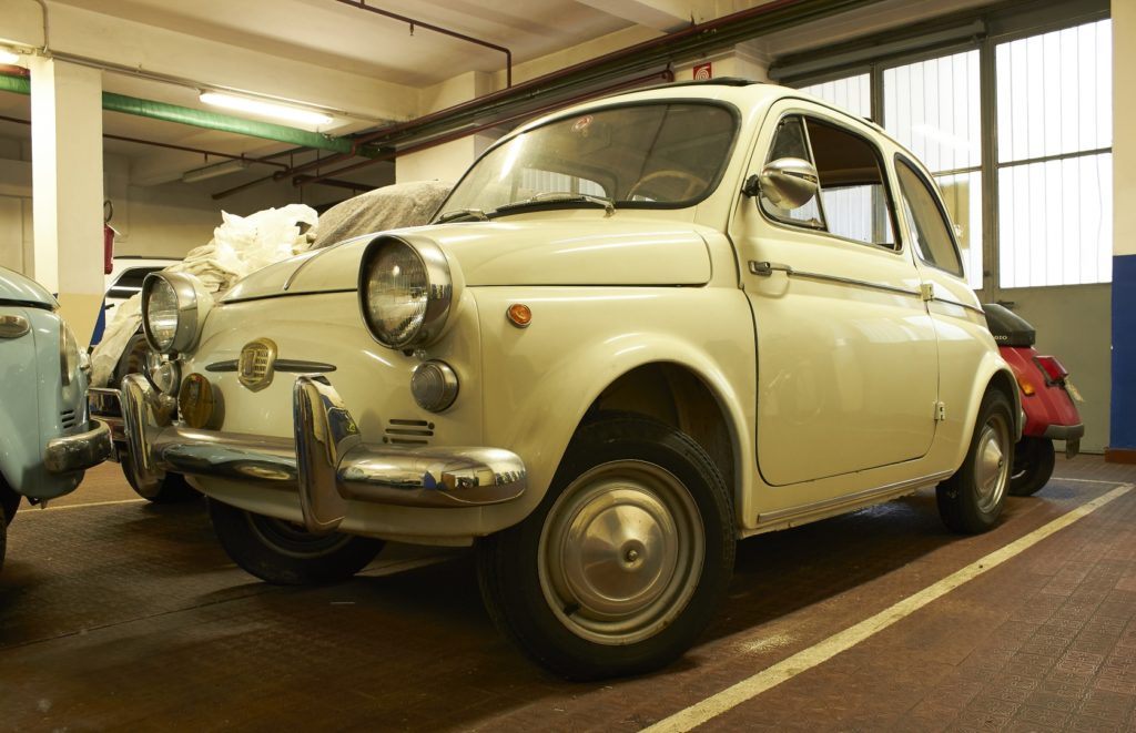 Fiat Nuova 500 America - Asta Bolaffi