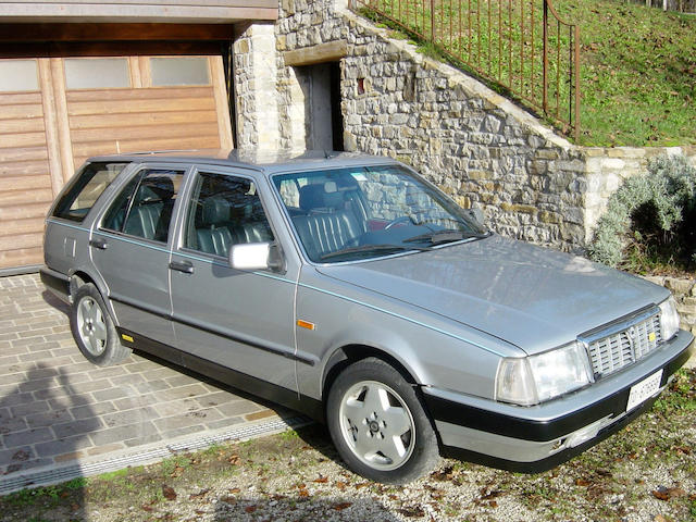 Lancia Thema 8.32 Station Wagon Sn #67316 - Ex-Agnelli - Immagine Bonhams