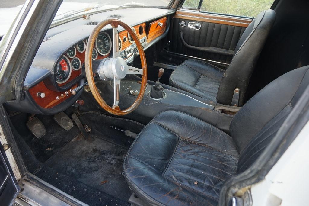 Maserati Quattroporte Antincendio CEA - Interni - Immagine balsanencheres.com