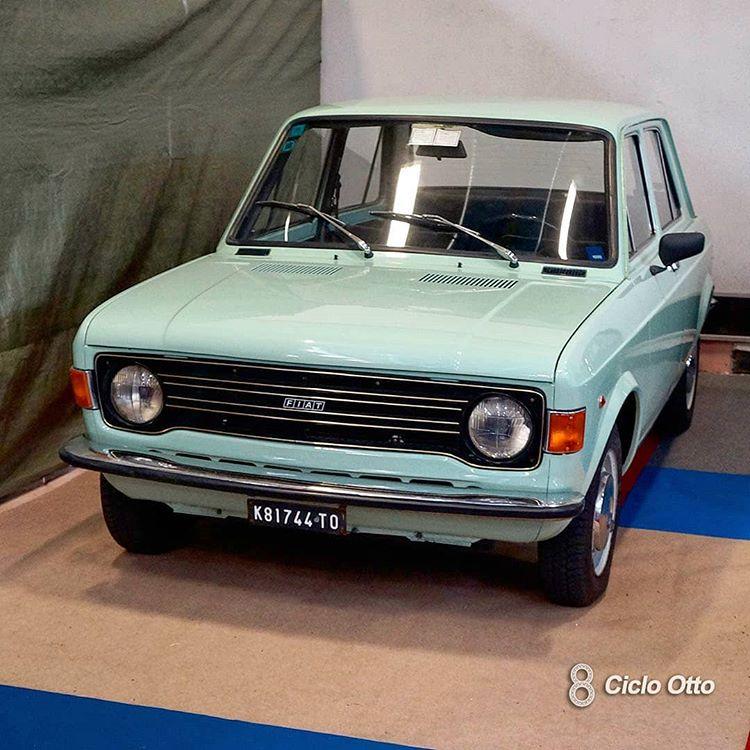 Fiat 128 1100 (1974)  - Verde Chiaro 304
