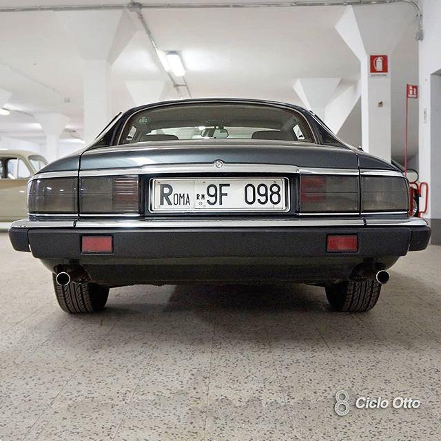 Jaguar XJS 5.3 v12 - 1992