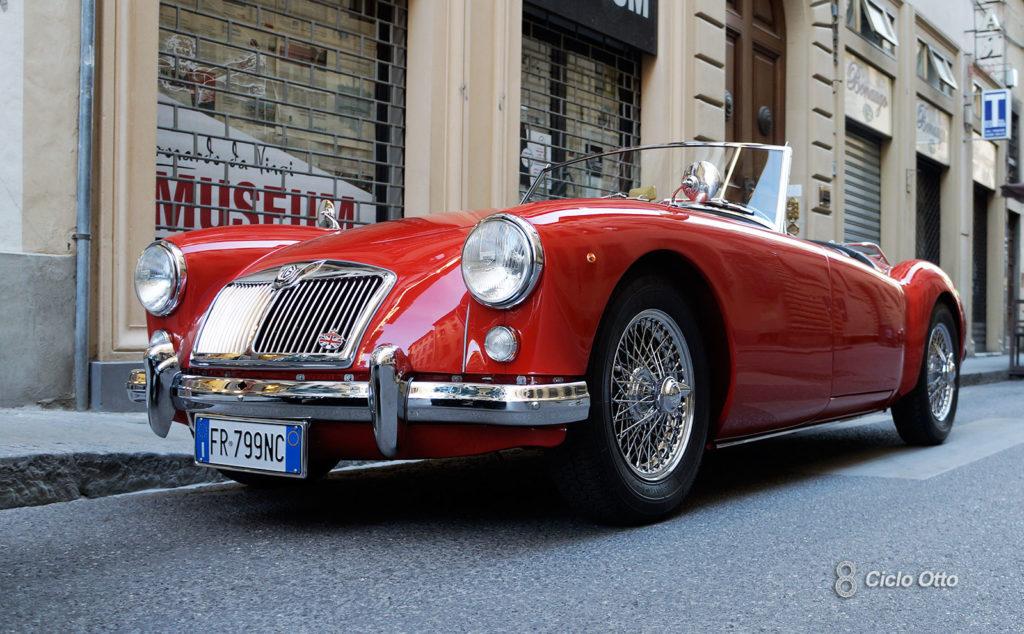 MGA 1500 - Motori Sotto le Stelle - Firenze, 10 Luglio 2020