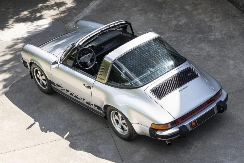 Porsche 911 2.7 Carrera Targa - Asta Wannenes