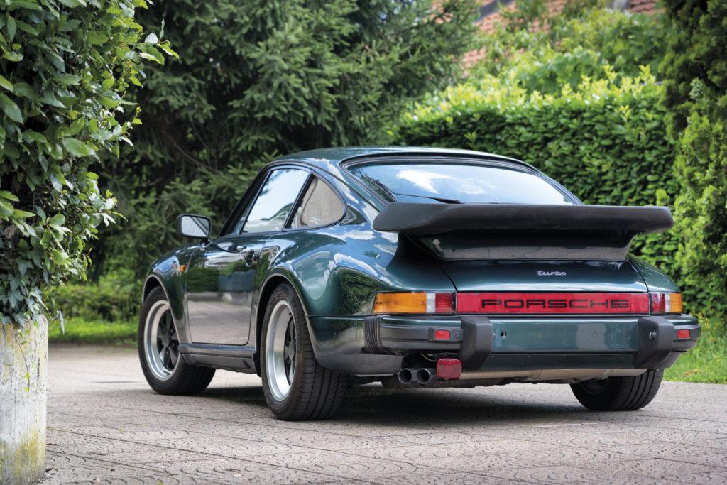 Porsche 911 Turbo (930) - Asta Wannenes