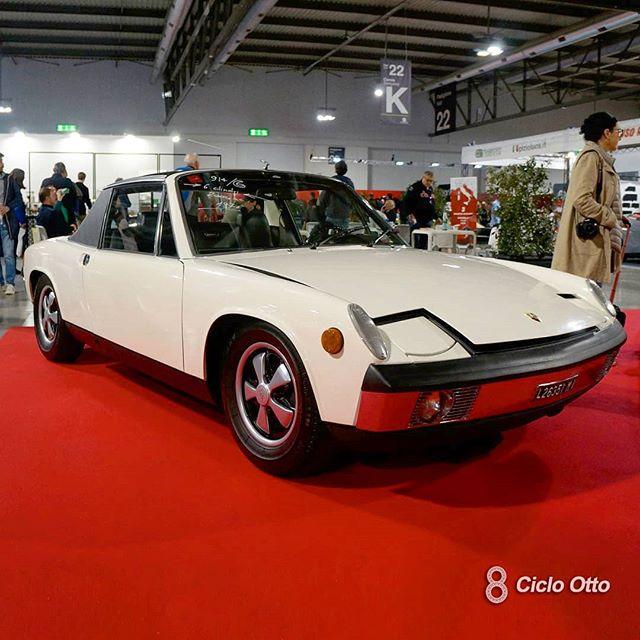 Porsche 914/6 - 1970