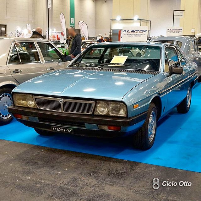 Lancia Gamma Coupé Pininfarina - 1983 - Front