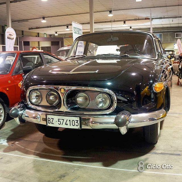 Tatra T603 - Immagine Ciclo Otto