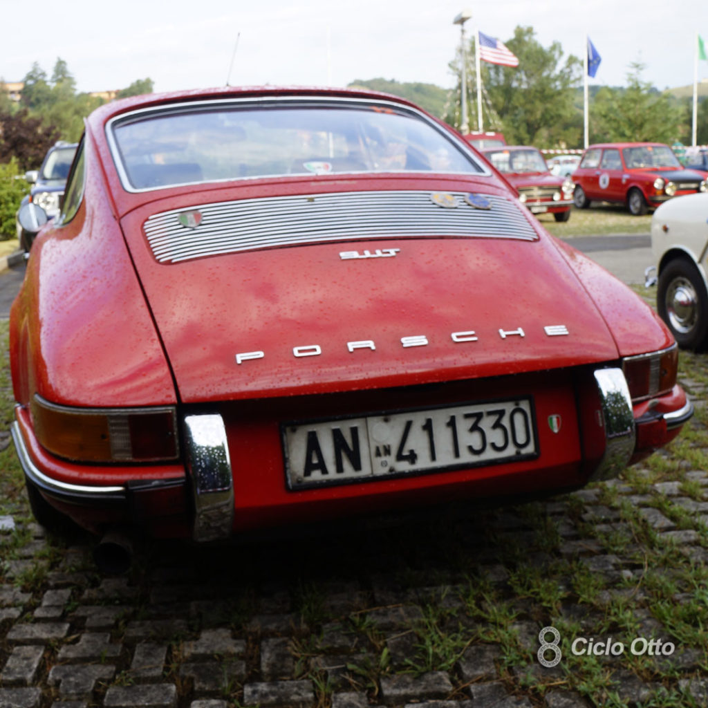 Porsche 911 T 2.2 (1970) - © Ciclootto.it