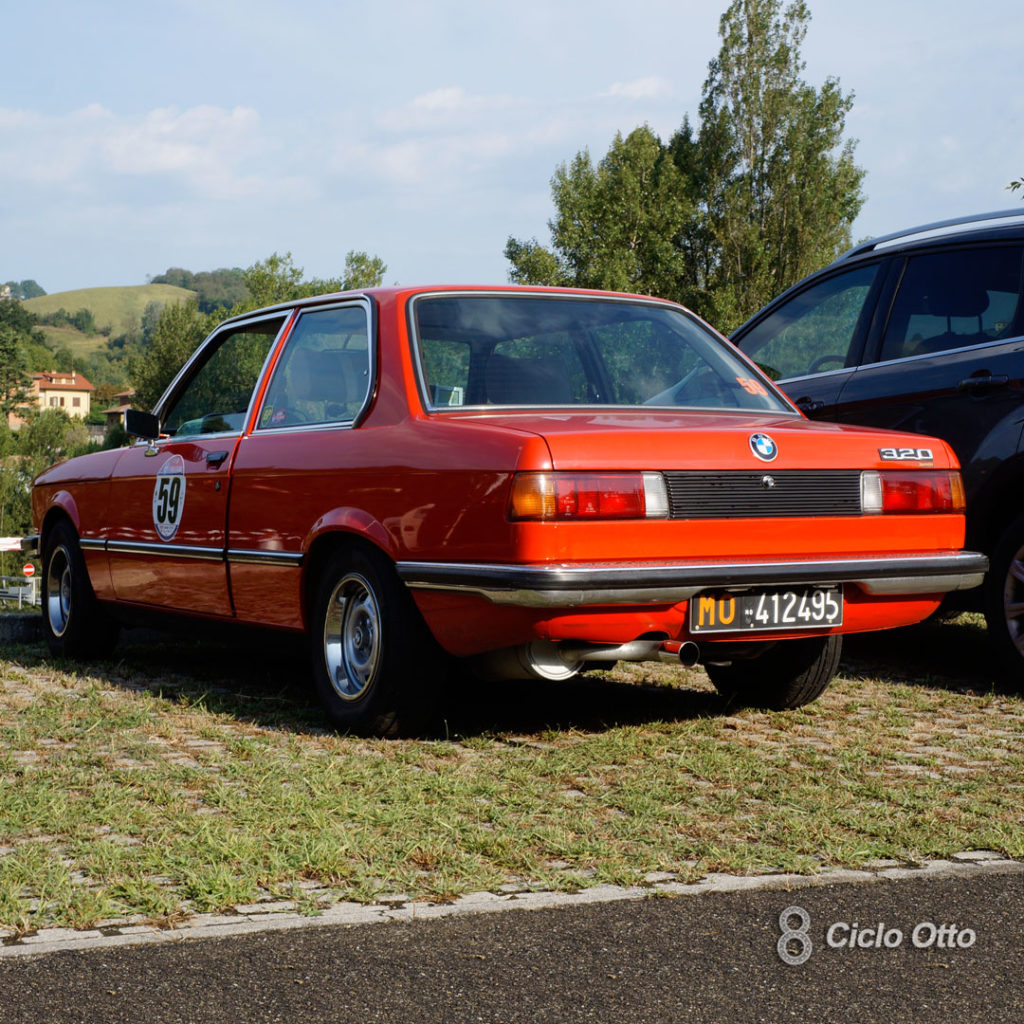 BMW E21 320 - © Ciclootto.it