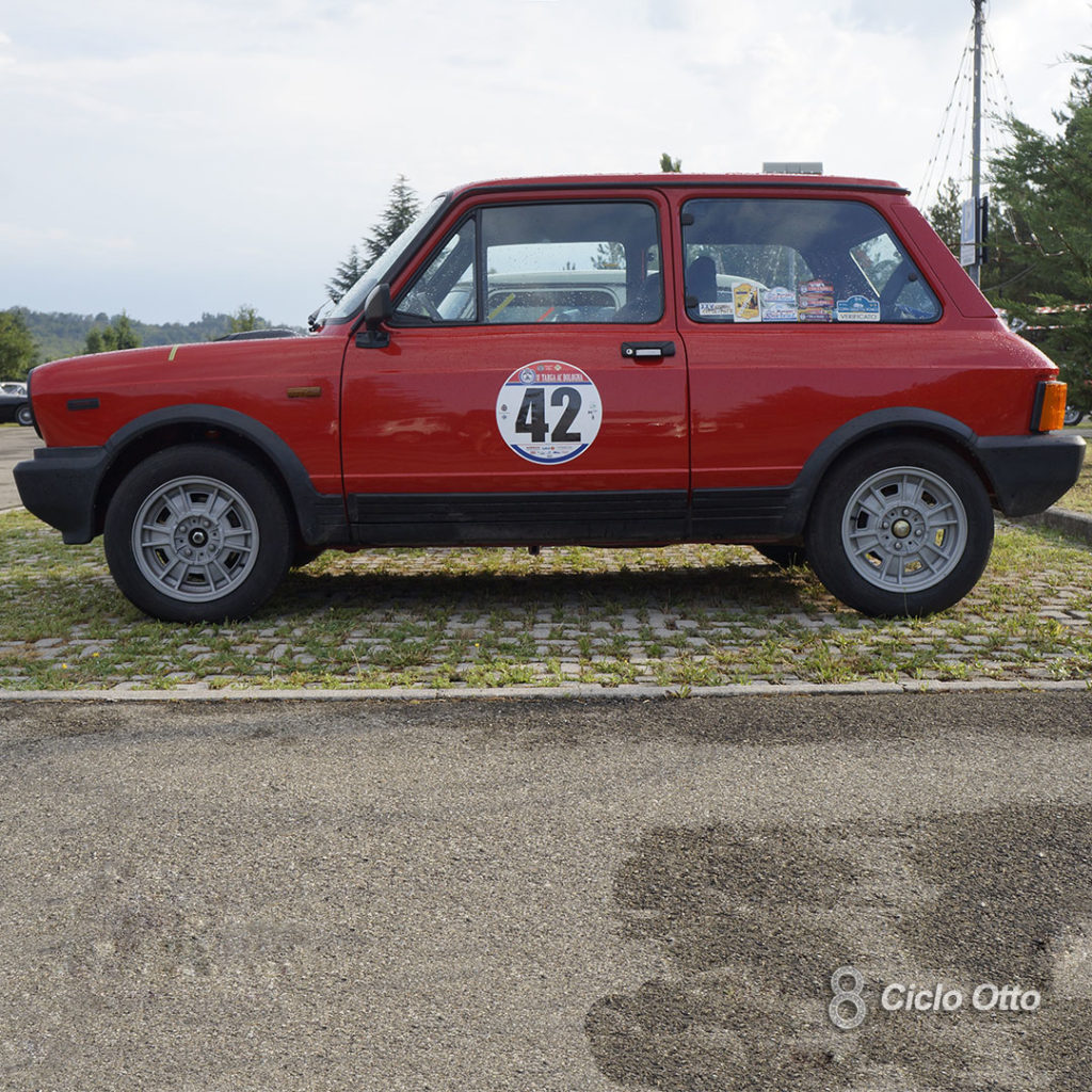 Autobianchi A112 Abarth - 6th Series (1983)