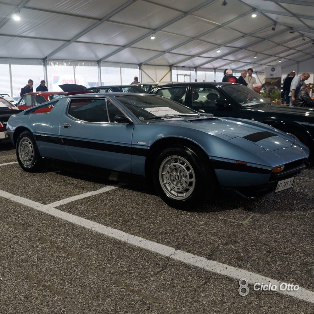 Maserati Merak 2000 GT (1980) - © Ciclootto.it