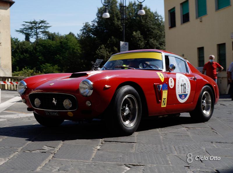 Ferrari 250 GT SWB - Gran Premio Nuvolari 2020