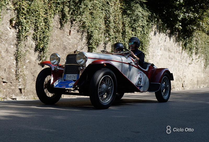 Fiat 514 Coppa delle Alpi - Gran Premio Nuvolari 2020