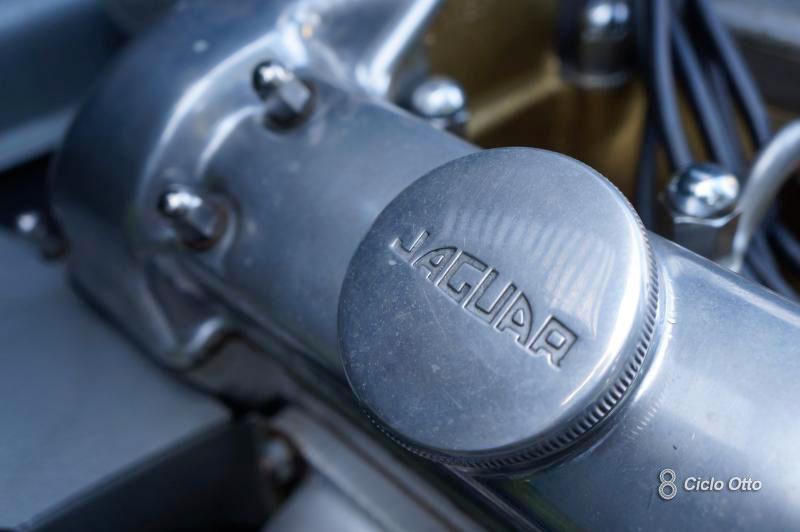 Jaguar E-Type - Motore