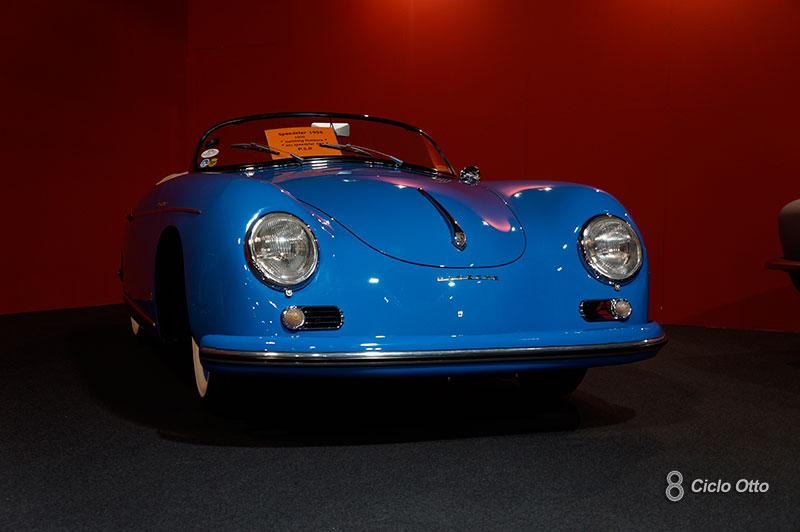 Stand Retrocars Stuttgart - Milano Autoclassica