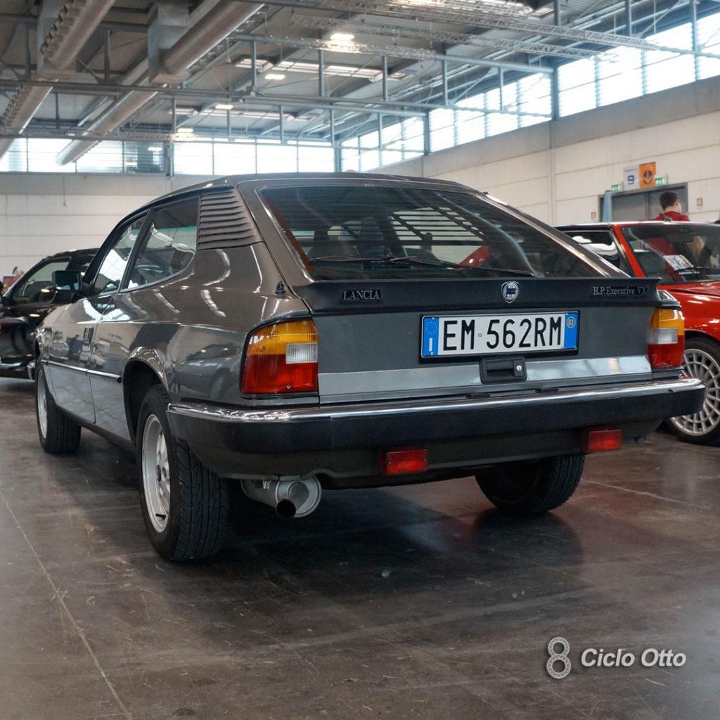 Lancia HP Executive VX