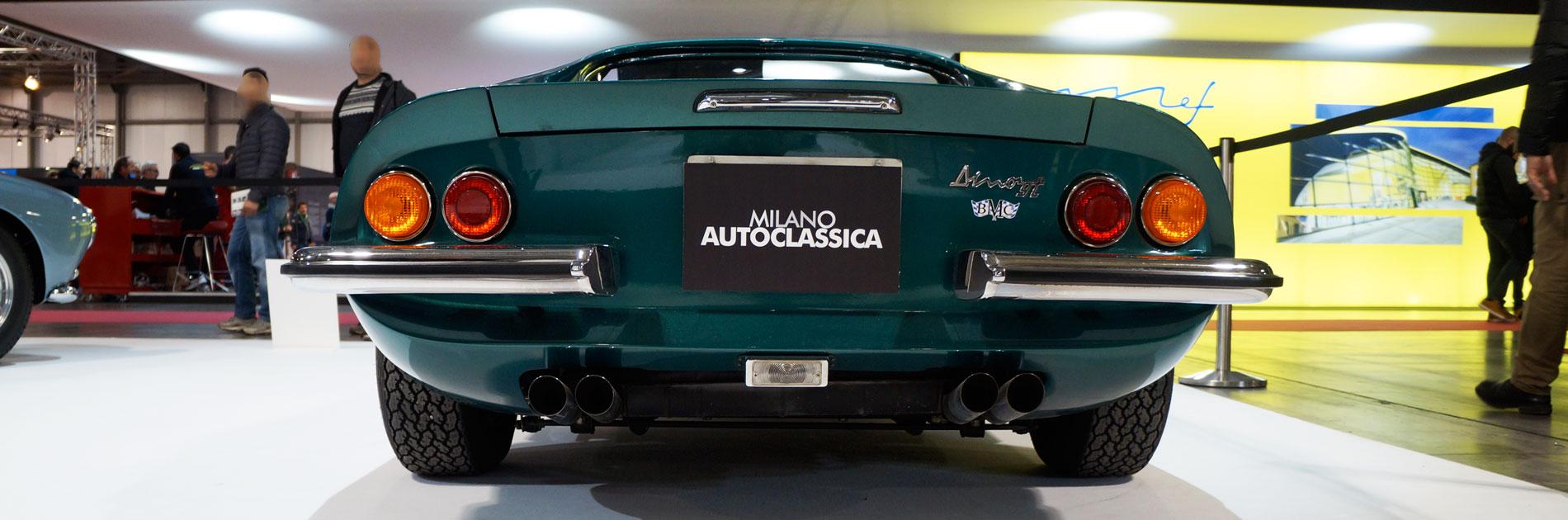 Milano Autoclassica 2020 - Copertina Anteprima