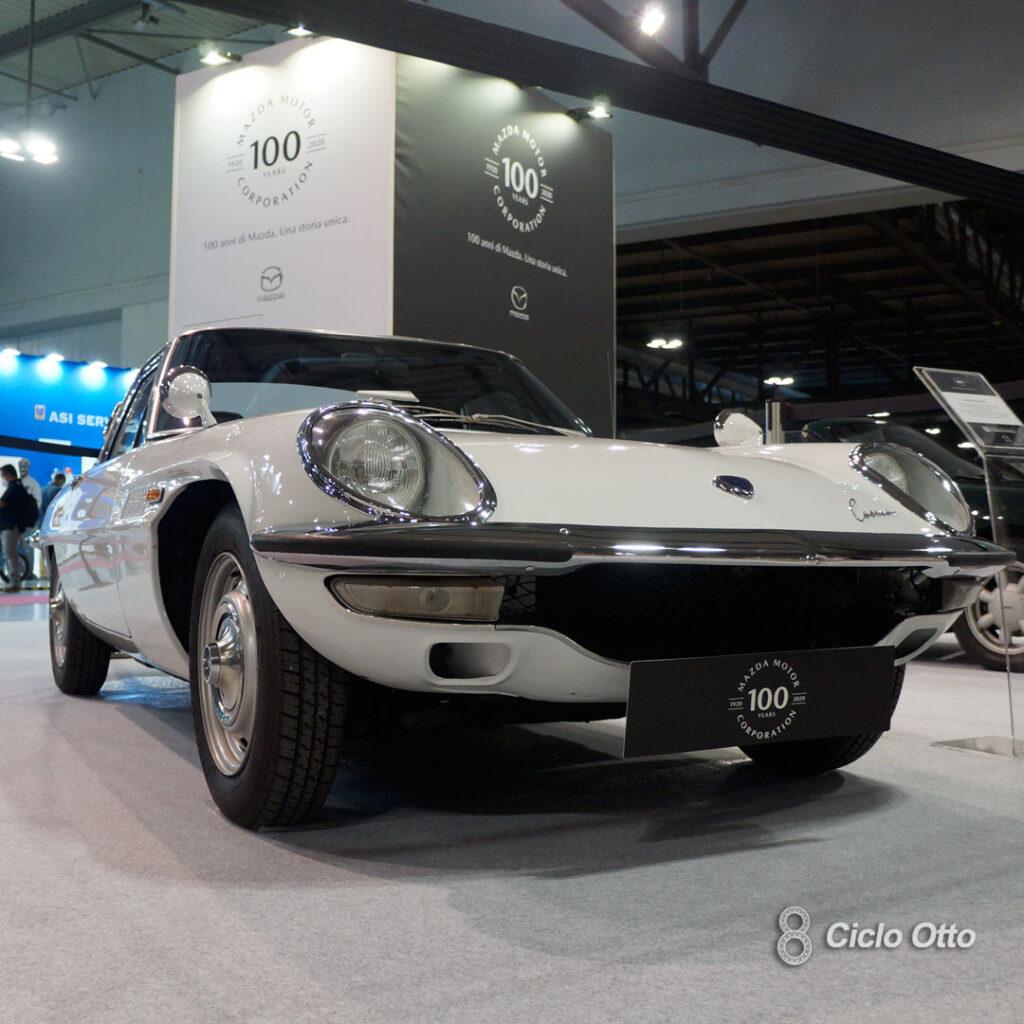 Mazda Cosmo Sport - Milano Autoclassica 2020