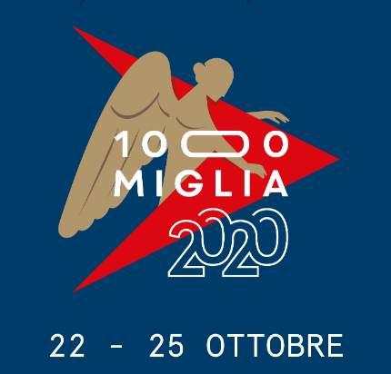 Logo Mille Miglia 2020