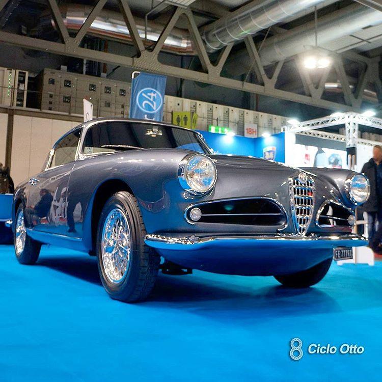Alfa Romeo 1900 CSS Touring (3a Serie)
