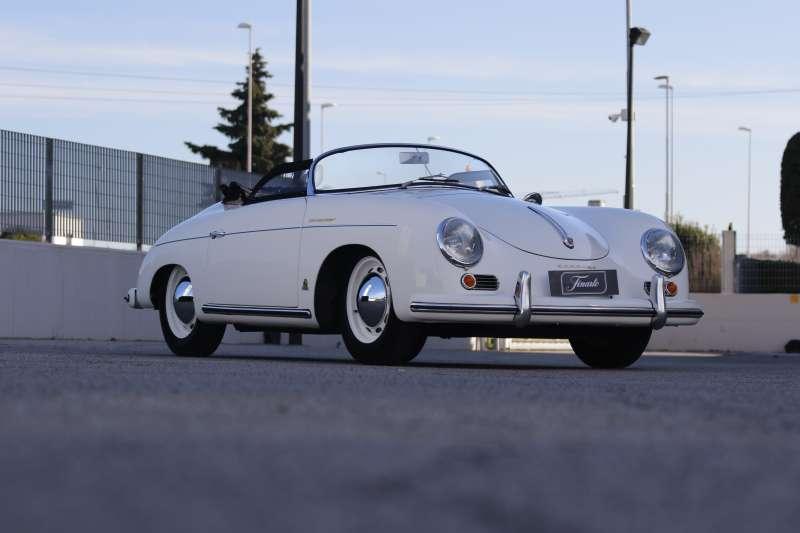 Porsche 356 Speedster 1954 - Foto Finarte