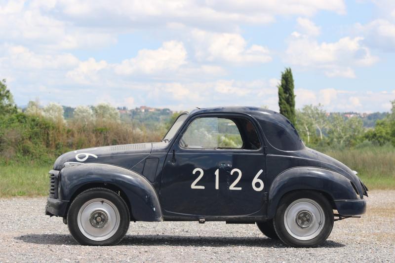 Fiat 500 C Topolino - Foto Finarte