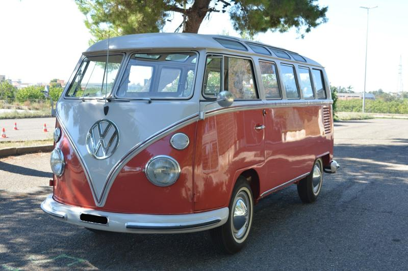 "VW van Typ2 ""Samba"" - Foto Finarte"