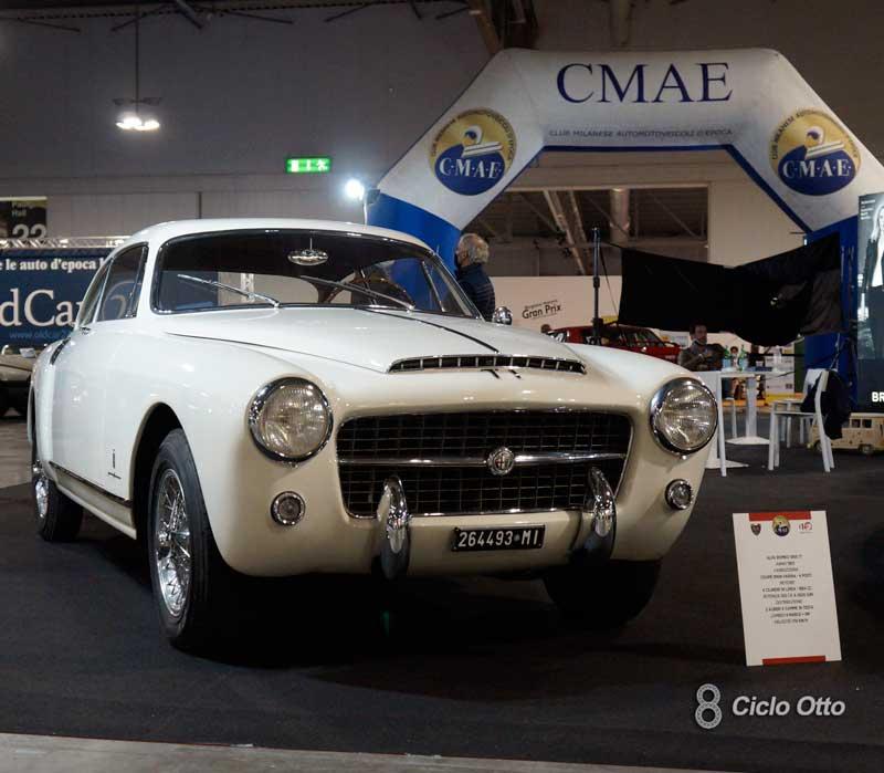 Alfa Romeo 1900 TI Coupe Pininfarina - Milano Autoclassica - Stand CMAE