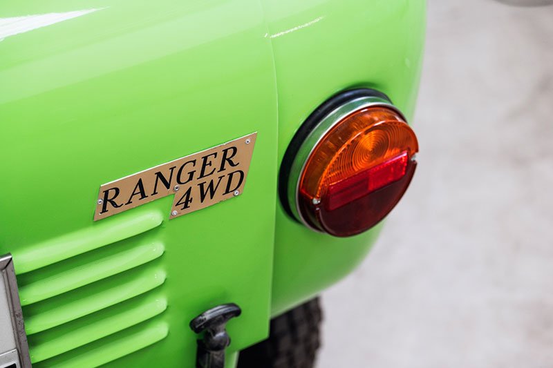 Ferves Ranger:Particolare - Immagine Aste Bolaffi