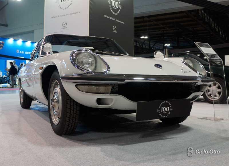 Mazda Cosmo Sport - Millano Autoclassica 2020