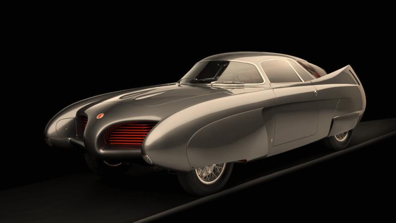 Alfa Romeo B.A.T. 5 - Immagine Ron Kimball - RM Sotheby's
