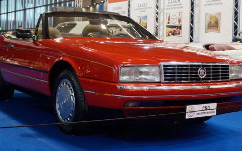 Cadillac Allanté – La roadster anti-Mercedes
