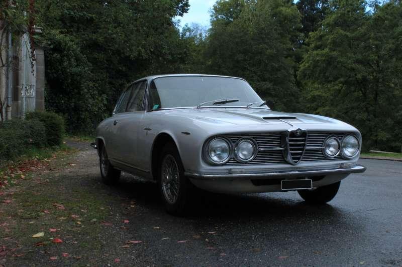 Alfa Romeo 2600 Sprint - Immagine Artcurial